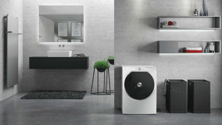 Ekologiczne pralki ze sztuczną inteligencją