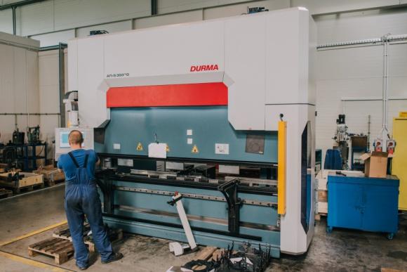 Podlaska kooperacja przy produkcji maszyn dla hutnictwa