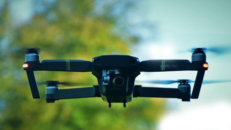 Nie tylko drony – nowe trendy w logistyce