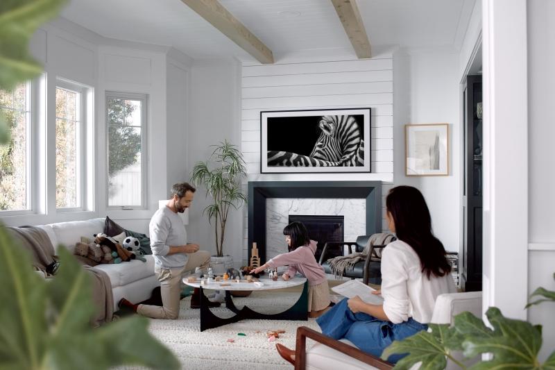 Telewizor The Frame 2019: bo liczy się sztuka